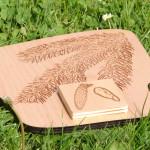 Dřevěné skládačky