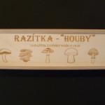 Tiskátka- houby